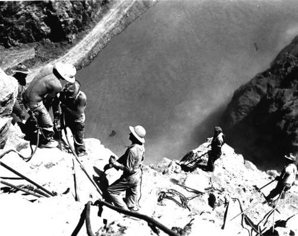 The Hoover Dam Project: 50 Years to the Day