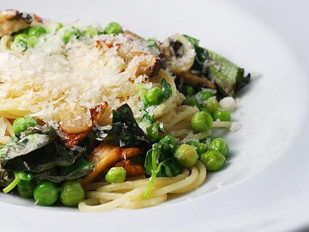Healthy Pasta Carbonara by Bill Telepan