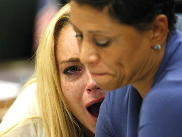 Shawn Chapman Holley, Lindsay Lohan
