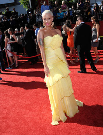 ESPY Awards 2010 Red Carpet