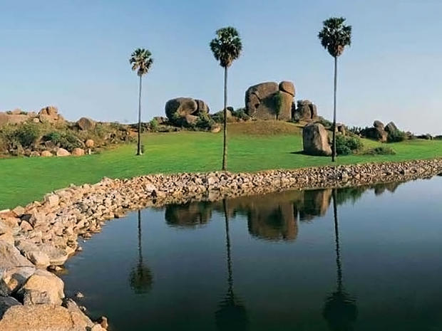 Boulder Hills Golf and Country Club, Hyderabad