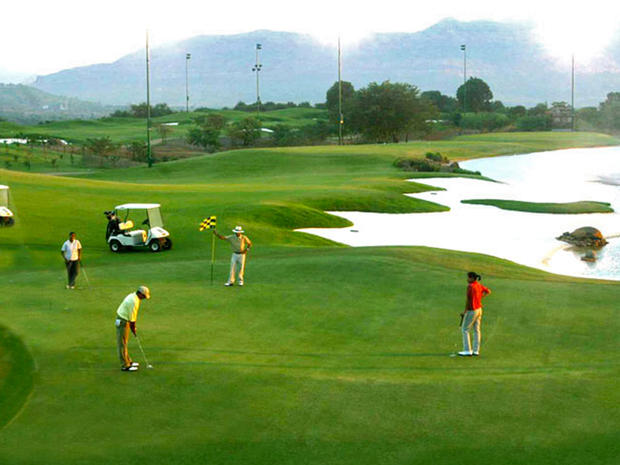 Aamby Valley Golf Club, Aamby Valley City