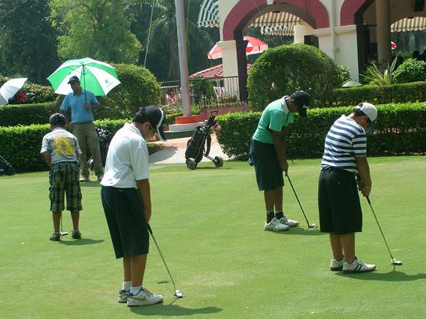 Royal Calcutta Golf Club, Calcutta