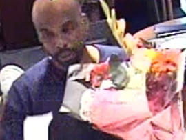 Bouquet Bandit Strikes Again, Uses Flowers to Hold Up Banks