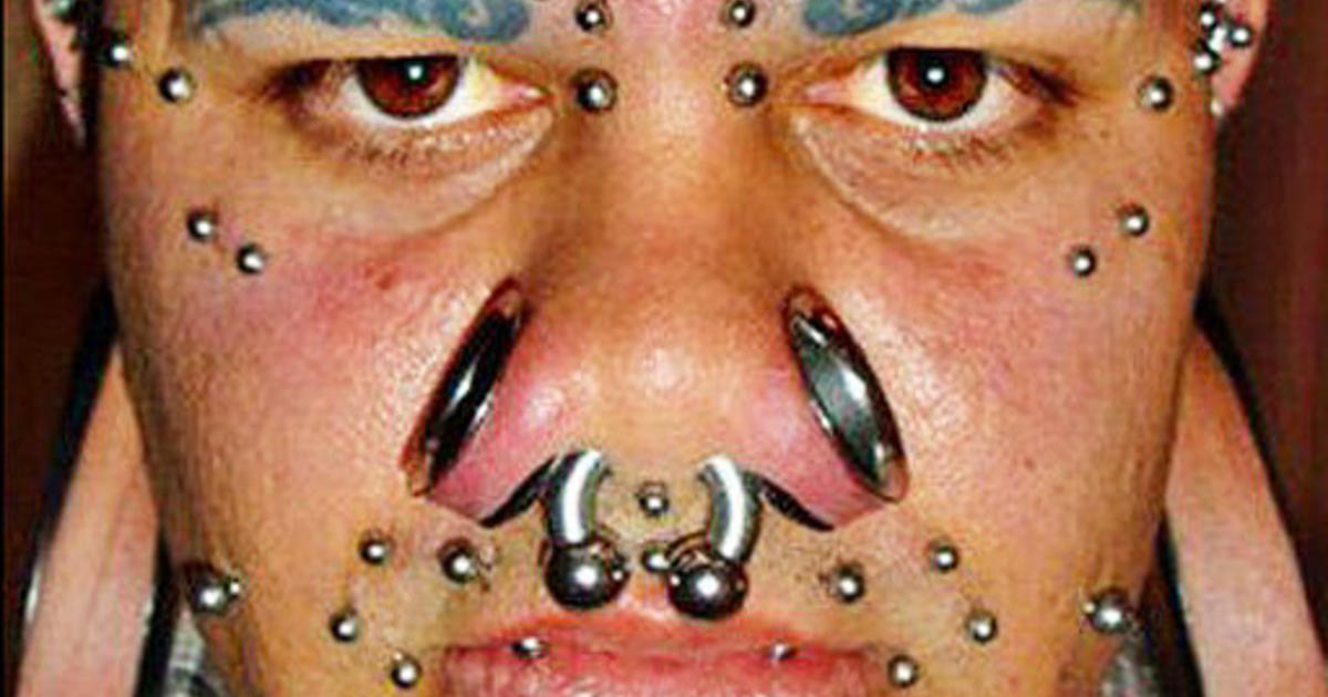 13 Most Extreme Body Modifications Photo 1 Pictures Cbs News
