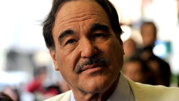 Oliver Stone in July 2010