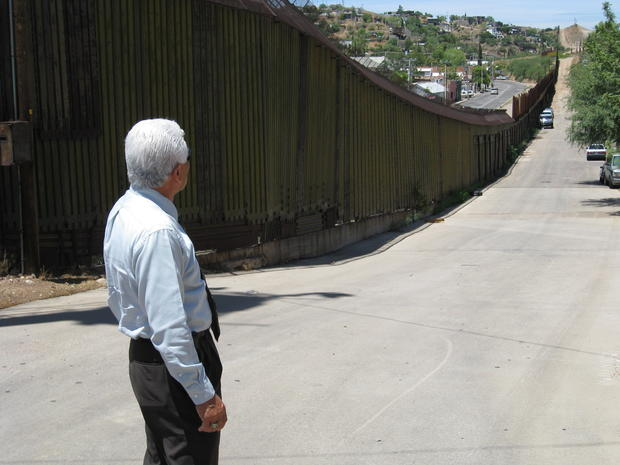Watching the Mexican Border