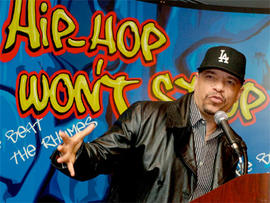 "Ice-T Says Driving with a Suspended License Allegation is a ""Lie"""