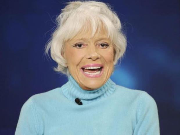 Broadway Theatres to Dim Marquees for the Late Carol Channing
