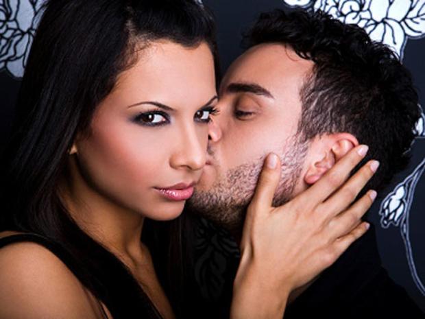 sexy couple, sexy man, sexy woman, kissing