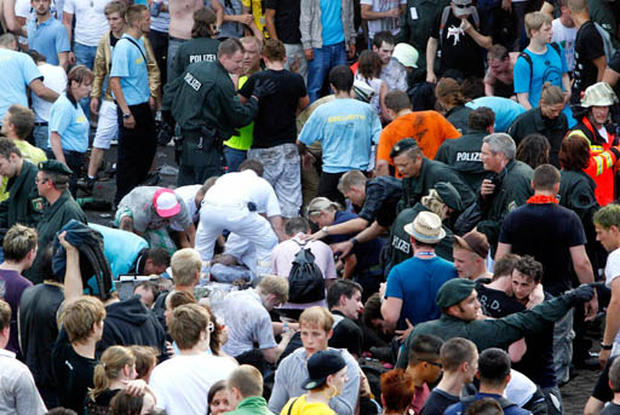 Tragedy At German Music Festival Photo 1 Pictures