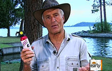 Jack Hanna's Bear Encounter