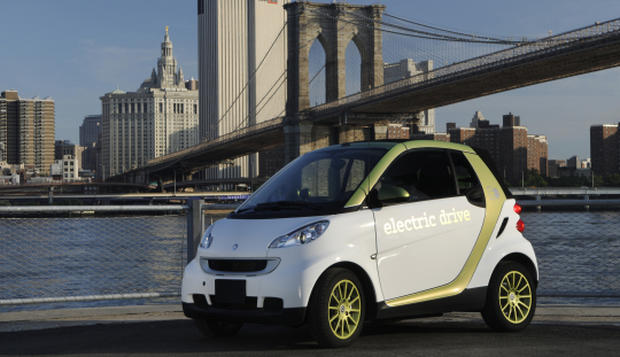 Electric Vehicles Coming to a Showroom Soon - Photo 8 ...