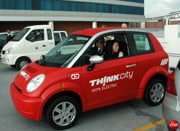 Electric Vehicles Coming to a Showroom Soon