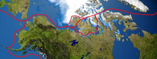 In Pursuit of the Frozen Grail: The Race to the North Pole