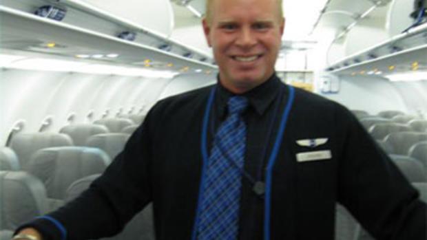 Steven Slater, JetBlue Flight Attendant