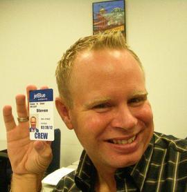 Plea Deal In The Works For Ex-JetBlue Flight Attendant Steven Slater, Say Attorneys