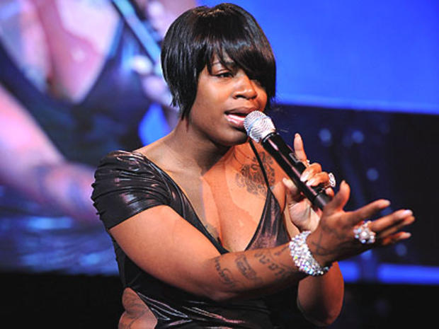 Fantasia Barrino Hospitalized for Overdose After Apparent Suicide Attempt