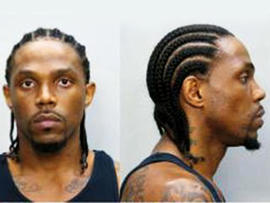 Miami Heat Forward Udonis Haslem Arrested on Drug Charges
