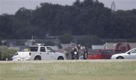 Dallas Police Chase Takes Turn Through Love Field Airport Gate, Across Runways (VIDEO)
