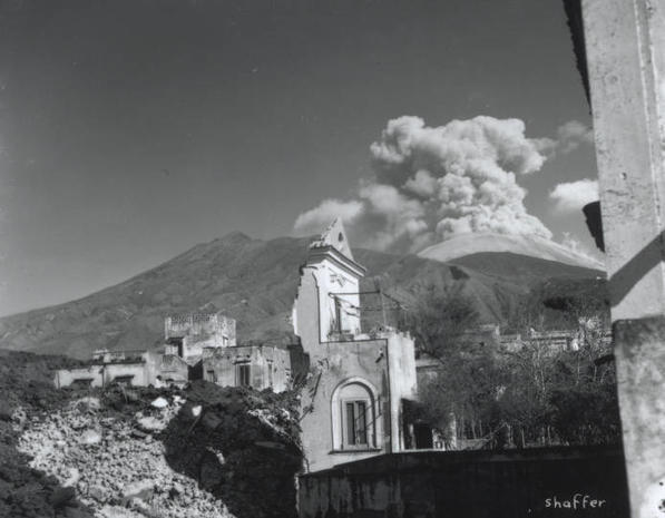 The Day Vesuvius Blew its Top