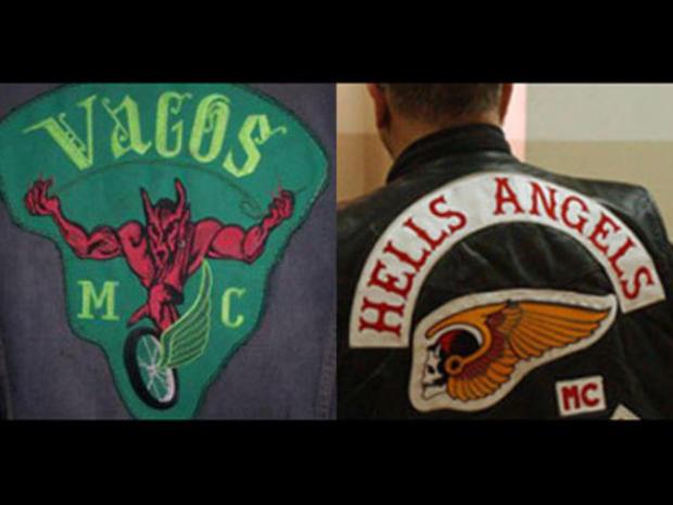 Hells Angels and Vagos Motorcycle Gangs in Arizona Shootout, Say