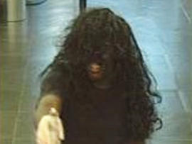 Wig Wearing Bank Robbers Strike a Wachovia Bank for Third Time
