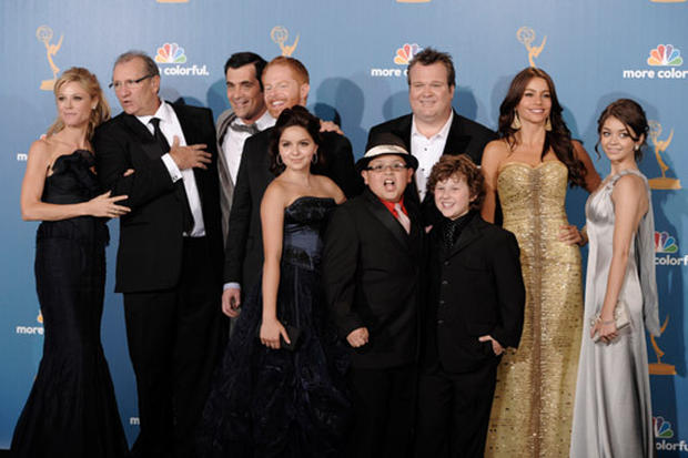 Emmy Awards Winners' Circle