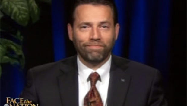Tea-Party-backed Joe Miller, candidate for the Republican nominee for the Senate, warned that the Obama administration is bringing the U.S. to bankrupcy and he supports asking the government for less federal money.