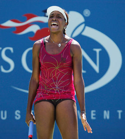Venus Williams' U.S. Open Outfit