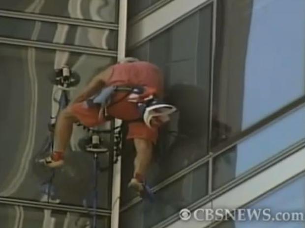 San Francisco Tower Climber