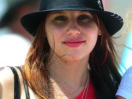 Josie Lour Ratley in June 2010.