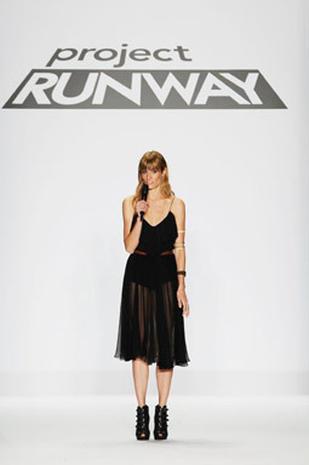 """""""Project Runway"""" at NYFW"""