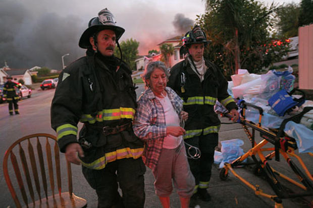 California Gas Explosion