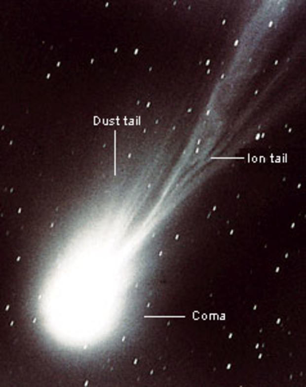 First-ever Halley Comet Sighting  It Was All Greek