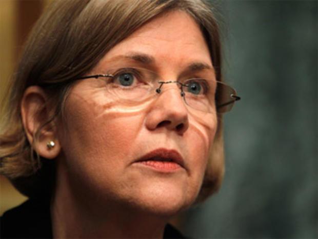Panel Chair Elizabeth Warren