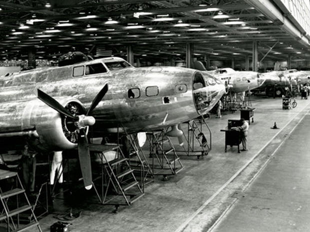 The Boeing Plant that Helped End a War and Build a City