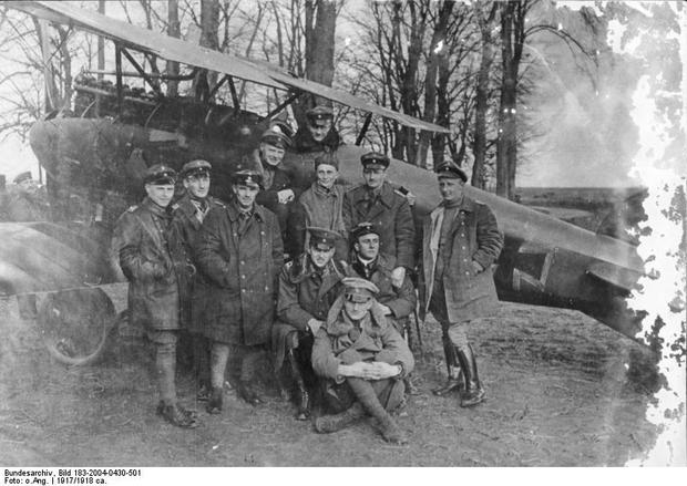The Red Baron: An Air Combat Legacy