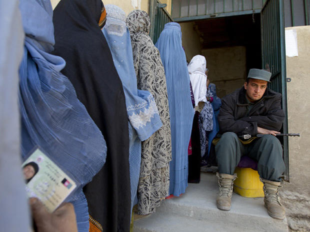 Elections in Afghanistan