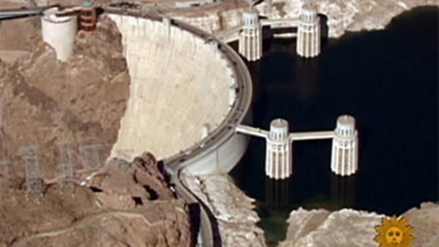 The Hoover Dam turns 75.