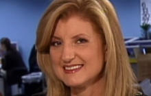 Arianna Huffington: Middle Class is a Dying Breed