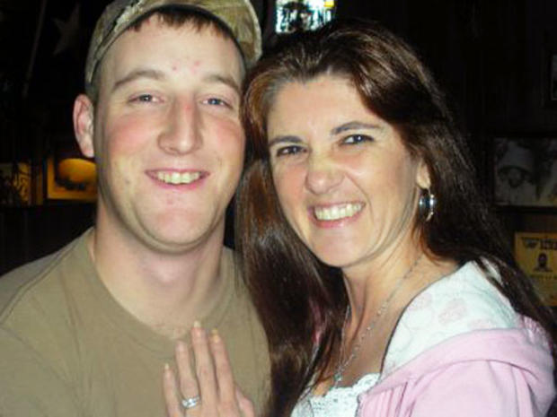 Lori Arrowood Murdered: Sgt. Nathan Arrowood Home from Iraq, Devastated by Wife's Murder
