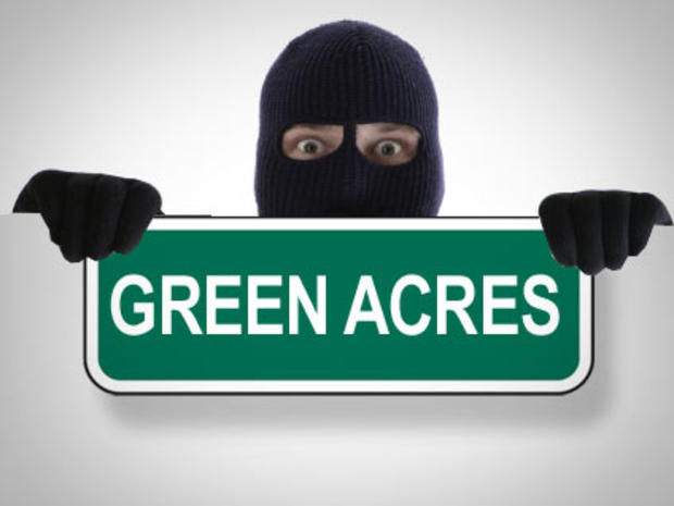 Ga. Official: Make Street Names Less Fun To Stop Theft; Green Acres, Mary Jane Lane Popular