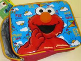 Toke Me Elmo? Dad Stashes Pot in Son's Elmo Pack