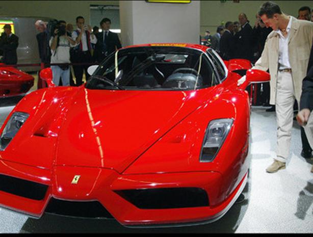 The Genius of Enzo Ferrari