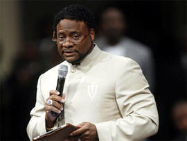 Bishop Eddie Long Sued: Accused of Defaulting on Property Loan