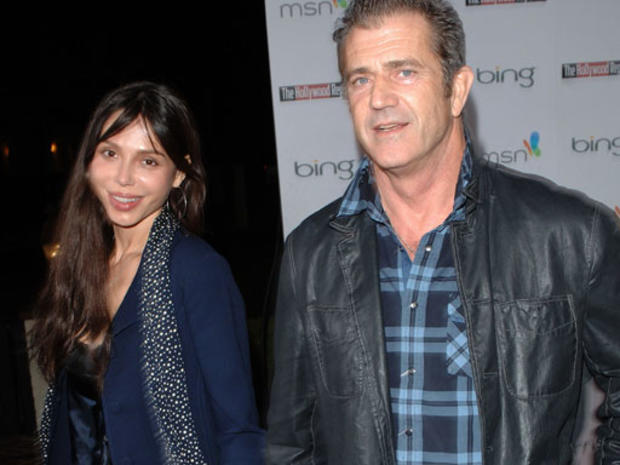 Extortion Investigation into Mel Gibson Ex Given to Prosecutors
