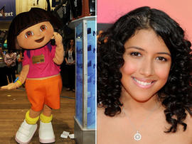 """Dora the Explorer"" Voice Caitlin Sancez Sues Nickelodeon, Claims She is Owed Millions"