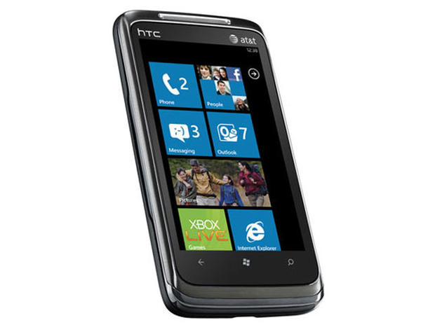 Seven Windows Phone 7 Handsets: Microsoft's Answer to the iPhone