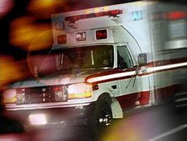 Ambulance Stolen With Paramedics Treating Patient